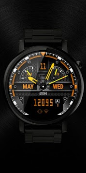 Watch Face Mechanic Lite APK screenshot 1
