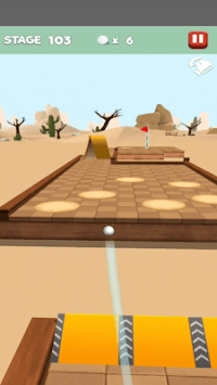 Putting Golf King APK screenshot 1