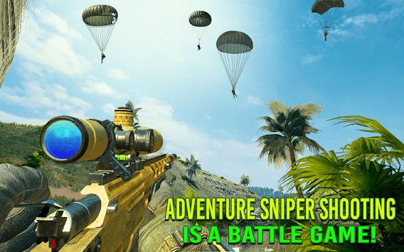 Modern FPS Jungle Combat Strike: FPS Shooting Game APK screenshot 1
