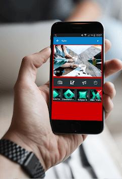 دمج الصور مع الأغاني لصنع فيديو بدون أنترنت APK screenshot 1