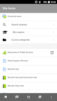 Coventry University Moodle APK screenshot 1