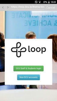 DCU Loop APK screenshot 1