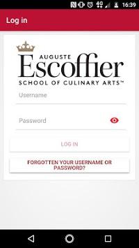 Auguste Escoffier Culinary APK screenshot 1