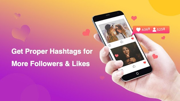 Followers Boom - Get More Followers using Hashtags APK screenshot 1
