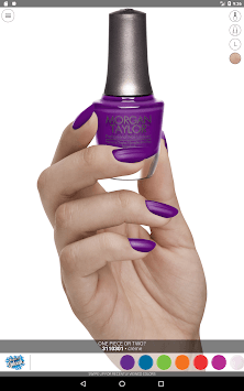 Morgan Taylor Nail Lacquer APK screenshot 1