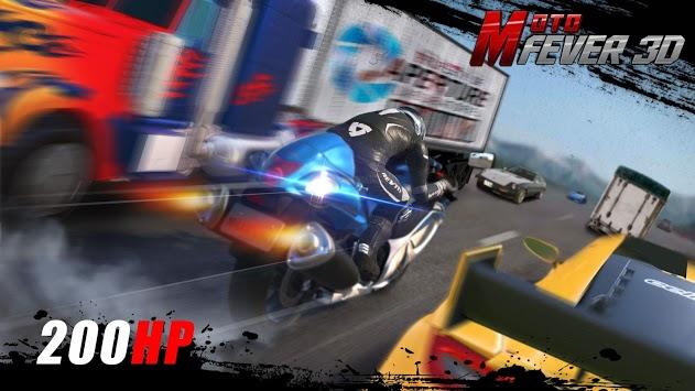 Moto Fever HD APK screenshot 1