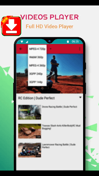 Download MP3 Music Free -HD Video Movie Downloader APK screenshot 1