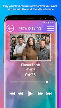 mp3 Music Player APK screenshot 1