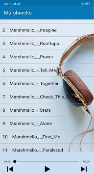 Marshmello  (all song) APK screenshot 1