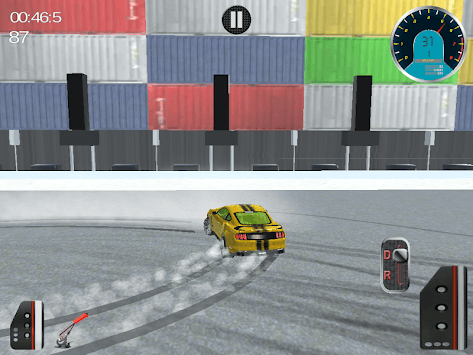 Mustang Car Drift Simulator APK screenshot 1