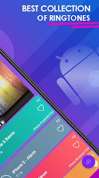 Ringtones for iPhone Free 2019 APK screenshot 1