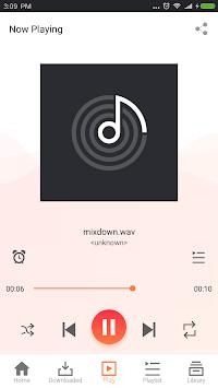 Download Music Mp3 APK screenshot 1