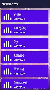Piano Marshmello Magic Tiles APK screenshot 1