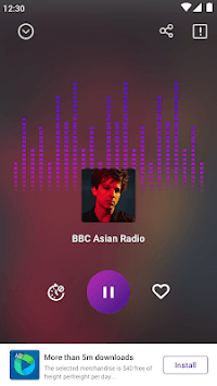 My Radio FM - FM radio,Music & free time APK screenshot 1