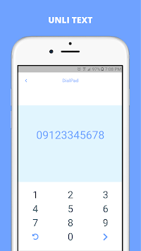 UnliPinas ~ Free SMS Philippines APK screenshot 1