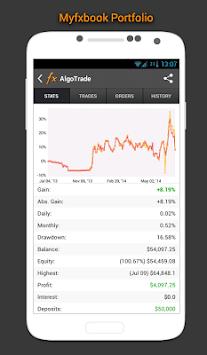 Forex Calendar, Market & News APK screenshot 1