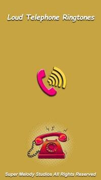Loud Telephone Ringtones APK screenshot 1