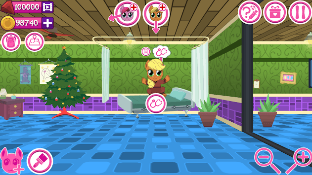 My Little Pony: Hospital APK screenshot 1