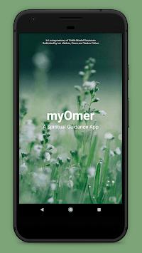 MyOmer: Sefirat Haomer Counter APK screenshot 1