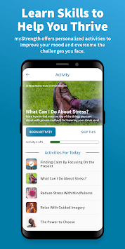myStrength APK screenshot 1