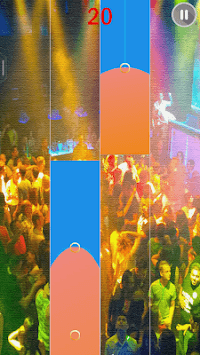 DREAM - Jojo Siwa : Magic piano Tiles APK screenshot 1