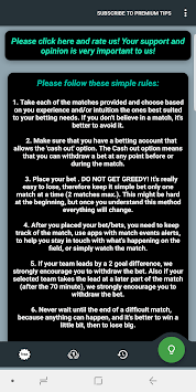 Expert Betting Tips APK screenshot 1