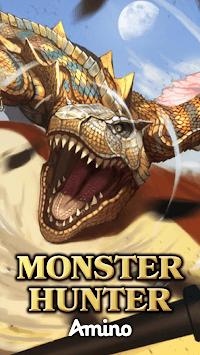 Monster Hunter Amino APK screenshot 1