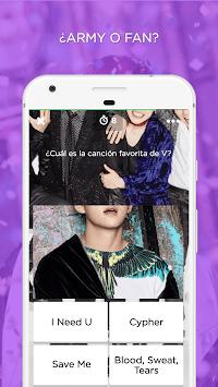 ARMY Amino para BTS en Español APK screenshot 1