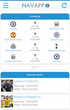 Navixsport APK screenshot 1