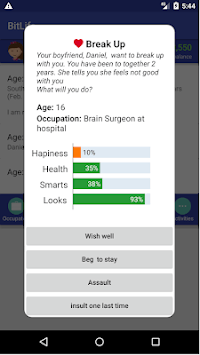 BitLife - Life Simulator APK screenshot 1