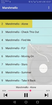 Marshmello Songs APK screenshot 1