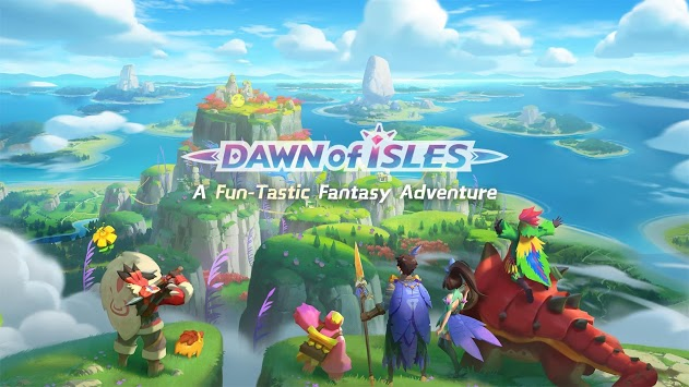Dawn of Isles APK screenshot 1