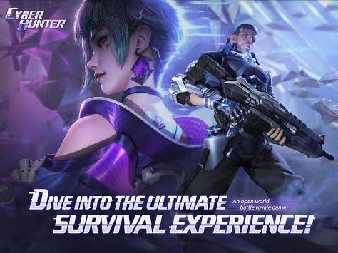 Cyber Hunter APK screenshot 1