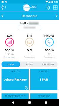 Lebara KSA APK screenshot 1