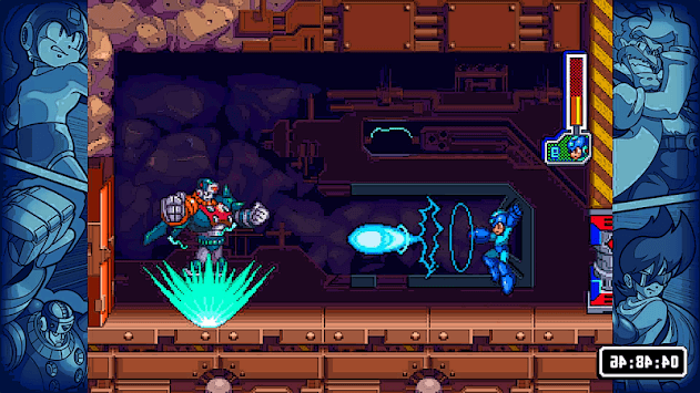 The Mega Adventure Of Rocketman APK screenshot 1