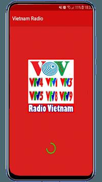 Radio Việt Nam - nghe đài trực tuyến APK screenshot 1