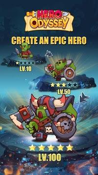 Hero Odyssey APK screenshot 1