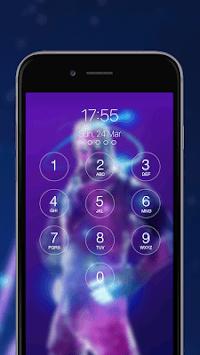 Lock Screen for Battle Royal - FBR Wallpapers APK screenshot 1