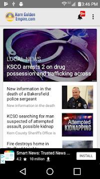 KGET 17 News APK screenshot 1