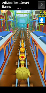 Train Surfer: Rail Unknown APK screenshot 1