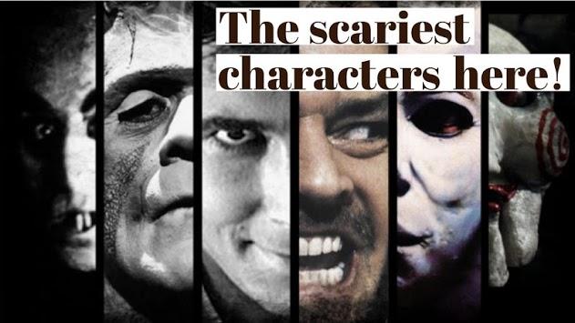 Best Horror movies - horror story - Paranormal APK screenshot 1