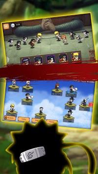 Ultimate Heroes of Ninja: Battles of Storm Reborn APK screenshot 1