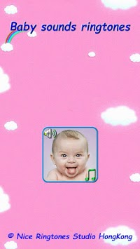 Baby Sounds Ringtones APK screenshot 1