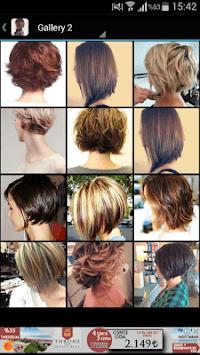 Short Haircuts APK screenshot 1