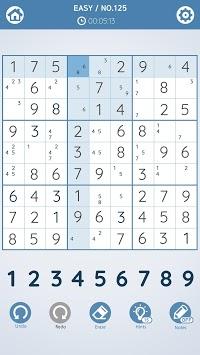 Sudoku : Evolve Your Brain APK screenshot 1