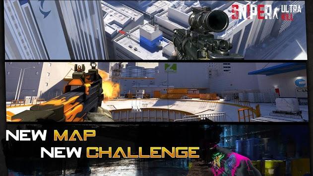 Sniper : Ultra Kill APK screenshot 1