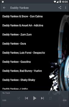 Daddy Yankee : Con Calma APK screenshot 1