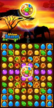 Mysterious Treasure Of Africa APK screenshot 1