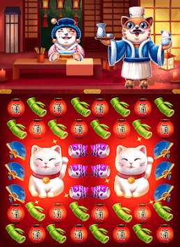 Japan Edo Match 3 APK screenshot 1