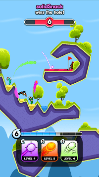 Golf Blitz APK screenshot 1
